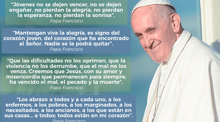 Los Mensajes Del Papa Francisco En Su Visita A Colombia